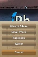 IMG 1358 160x240 AppStore – ToonCamera : Capturer des photos effet cartoon en temps réel