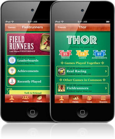 game center introducing20100901 Tutoriel   Résoudre le problème des jeux GameCenter sur iPhone 3G