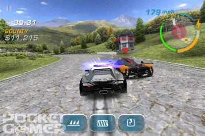 nfshotpursuit Jeux   Need For Speed Hot Pursuit : Le premier screenshot