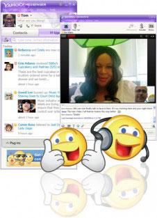 ya AppStore   Yahoo messenger bientôt mis à jour : Appels vidéos en Wifi et 3G