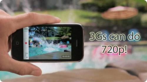 11 500x281 Tutoriel   Comment filmer en 720p sur iPhone 3GS