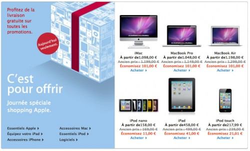 1137 500x302 News   Black Friday 2010 : Cest parti !