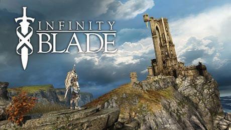 114 News   Les premiers screenshots de Infinity Blade sur iOS