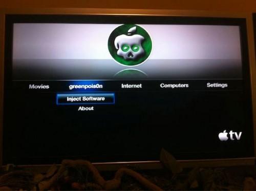 164 500x373 News   Utiliser une wiimote avec lApple TV 2G : cest possible !