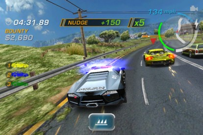 182 Jeux   Need For Speed Hot Pursuit enfin disponible