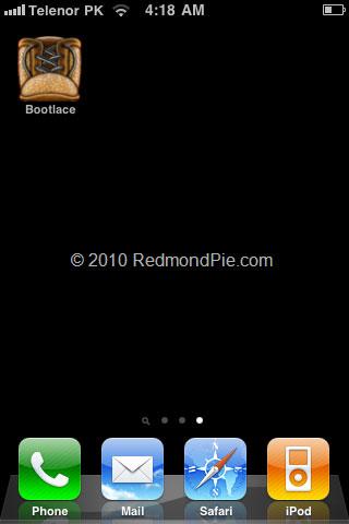 185 Tutoriel   Installer Android sur iPhone 2G / 3G sans ordinateur