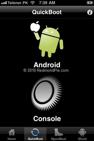 188 Tutoriel   Installer Android sur iPhone 2G / 3G sans ordinateur