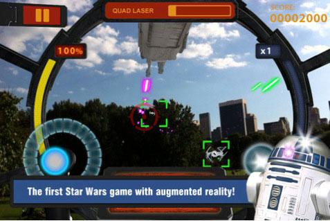 191 AppStore   StarWars Arcade enfin disponible pour iOS