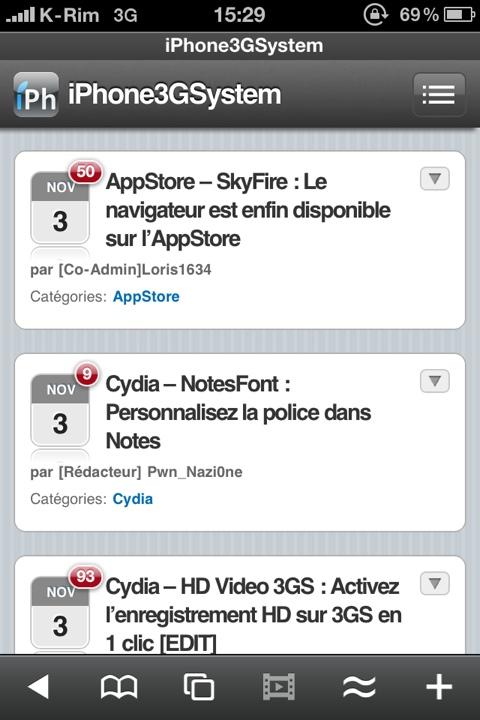 20101103 033146 AppStore   SkyFire : Le navigateur est enfin disponible sur lAppStore