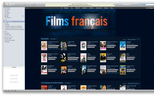 218 500x310 News   LiTunes Movie Store débarque en France