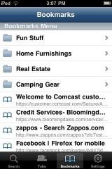 233 160x240 AppStore   FireFox Home : Mise à jour en version 1.0.4