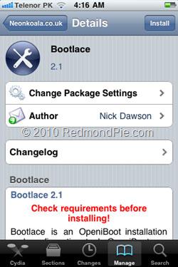 237 Tutoriel   Installer Android sur iPhone 2G / 3G sans ordinateur