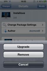 264 160x240 Cydia   Installous passe en version 3.6