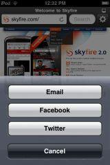 29 AppStore   SkyFire : Le navigateur est enfin disponible sur lAppStore