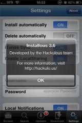 332 160x240 Cydia   Installous passe en version 3.6