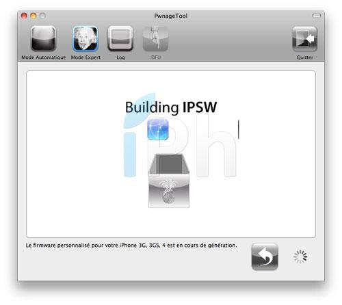 335 Tutoriel   UltraSn0w disponible : désimlock baseband iOS 4.1 / 4.2.1 [MAC]