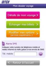 34 160x230 AppStore   iDTGV : Commander des e billets via liPhone