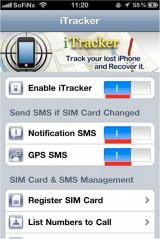 38 160x239 Cydia   iTracker : Un outil de surveillance avancé pour votre iPhone