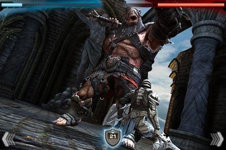 41 News   Les premiers screenshots de Infinity Blade sur iOS