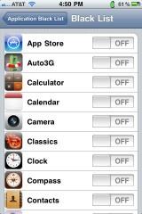 5 160x240 Cydia   iControl : Contrôlez la connectivité de votre iPhone