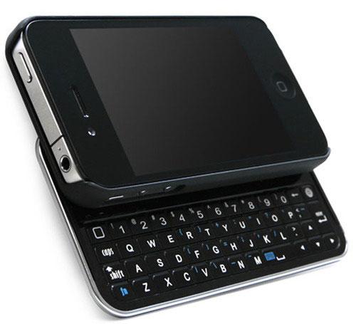 500x boxwavekeyboard 01 News   Un véritable clavier pour iPhone 4