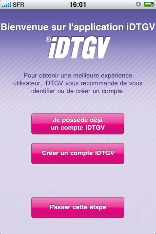IMG 0995 AppStore   iDTGV : Commander des e billets via liPhone
