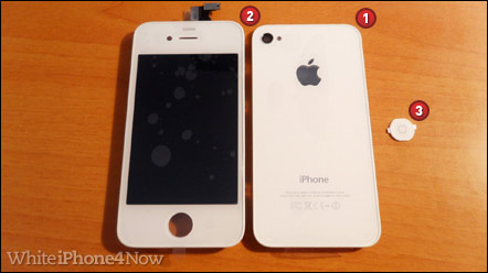 WhiteiPhone4Now inline Insolite   Quand un adolescent gagne 130 000$ avec un iPhone 4 blanc