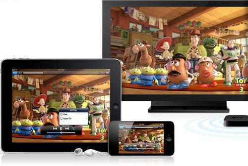airplay20101116 News   Apple : LiOS 4.2 disponible aujourdhui