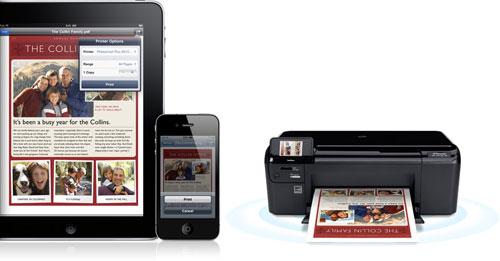 airprint20101116 News   Apple : LiOS 4.2 disponible aujourdhui