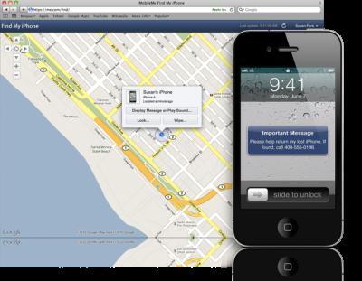 findmyiphone Tutoriel   Configurer la localisation de lappareil via MobileMe