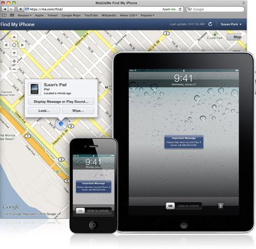 fmip20101116 News   Apple : LiOS 4.2 disponible aujourdhui