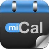 iconmical 160x161 AppStore   miCal : Lapplication de la semaine