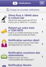 notifications 160x230 AppStore   iDTGV : Commander des e billets via liPhone