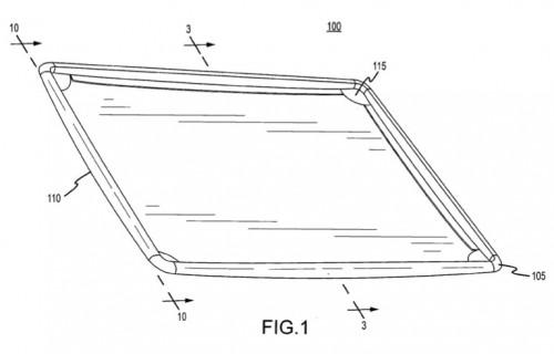 patent 101118 1 500x320 News   Brevet Apple : De la fibre de carbone pour liPad