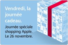 promo black friday teaser 20101118 News   Apple : Le Black Friday pour Vendredi