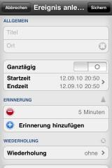 s1 160x240 AppStore   miCal : Lapplication de la semaine