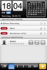 s2 160x240 AppStore   miCal : Lapplication de la semaine