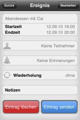 s3 160x240 AppStore   miCal : Lapplication de la semaine