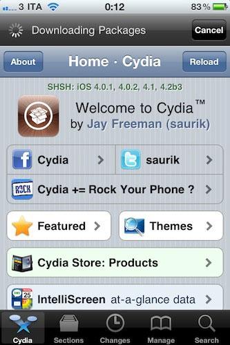 1101 Rumeurs   Cydia bientôt porté sur Mac OS X ?