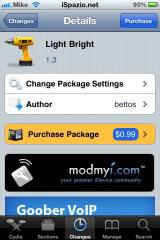 1102 Cydia   Light Bright : Gérez la luminosité de votre appareil en toute simplicité [CRACK]