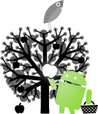 1141 News   iDroid Mojo passe en version 1.0.5 : Installez Android sur iPhone