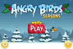 116 AppStore   Angry Birds passe en version Noël : compatible avec la neige