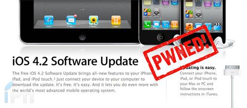 1174 Tutoriel   Jailbreak Untethered iOS 4.2.1 avec Redsn0w 0.9.7b1 [MAC]