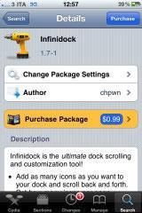 1186 [CYDIA] Liste des tweaks compatibles iOS 5.1.1