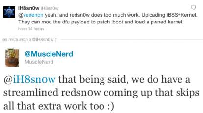 147 Jailbreak News   La Dev team va mettre à jour redsn0w pour faciliter le reboot tethered