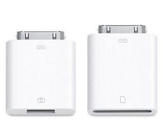 152 iOS   Quand liOS 4.2 limite lutilisation du Camera Connection Kit