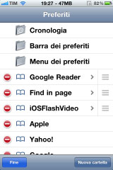 169 Tutoriel   iOSFlashVideo : Lire des vidéos Flash sans Jailbreak