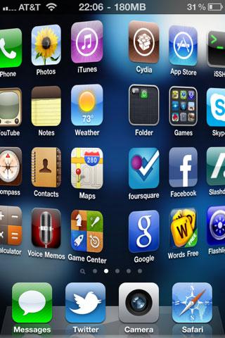 171 Source iPhone3GSystem   De nombreuses mises à jour ont été faites