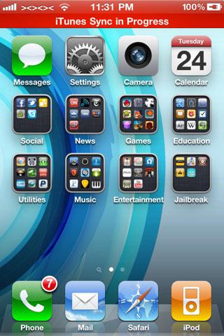 180 Source iPhone3GSystem   De nombreuses mises à jour ont été faites