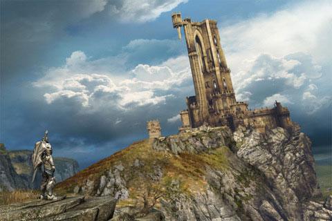 187 Jeux   Infinity Blade : Enfin disponible sur lAppStore Français